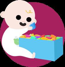 Visite pediatriche e tappe di sviluppo fino a 1 anno