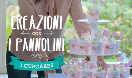 Cupcake – Torta Di Pannolini Pampers