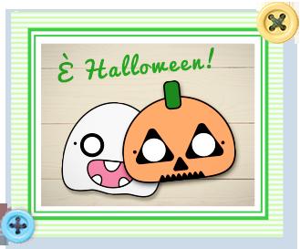 È Halloween!